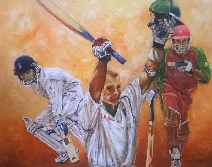 Jackson, Cricket
