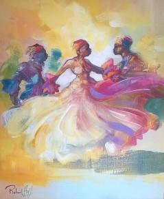 Richard Hall, Dancers 3