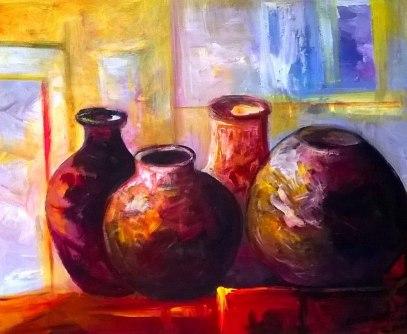 Sherman Thomas, Jars