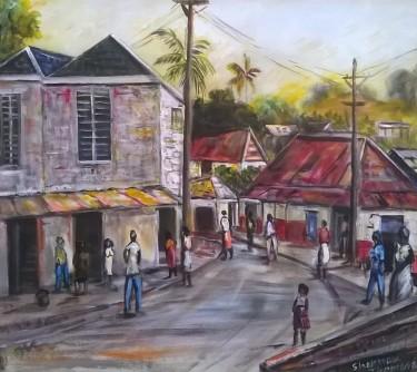 Thomas, Market Scene